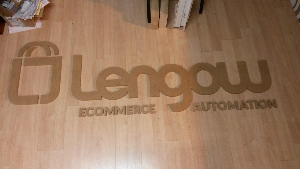 Lettrage pour Lengow